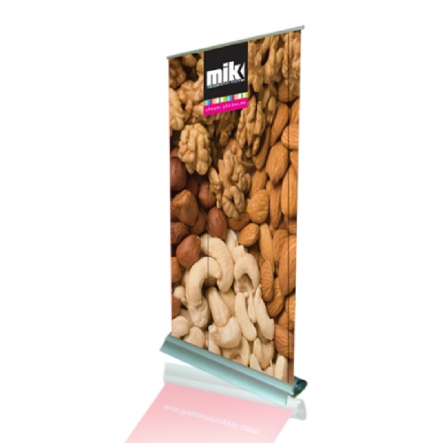 Smart Roll Up Banner 85x200 cm