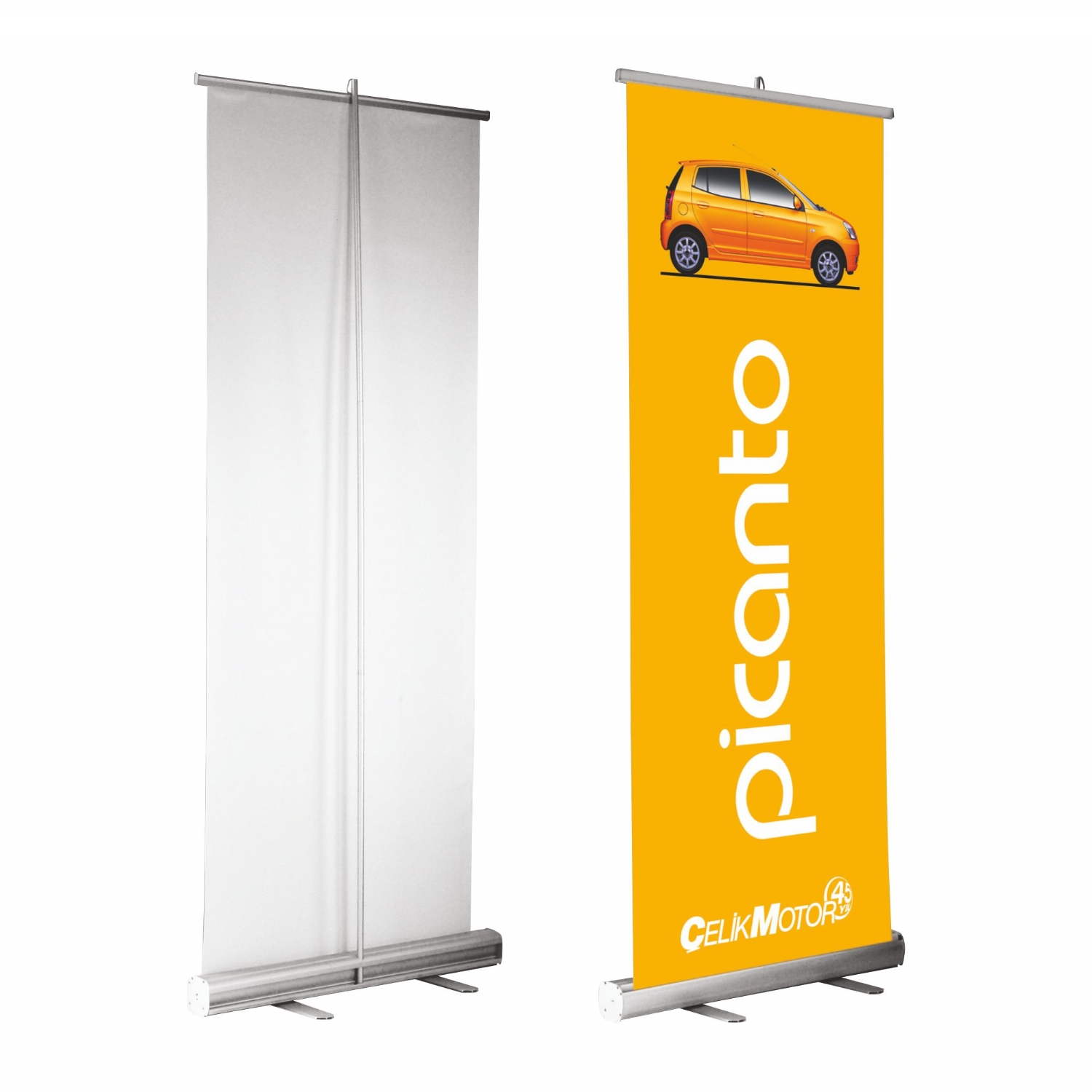 Roll Up Banner 100*200
